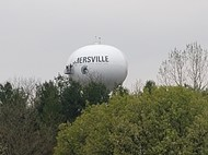 Farmersville Water Tower